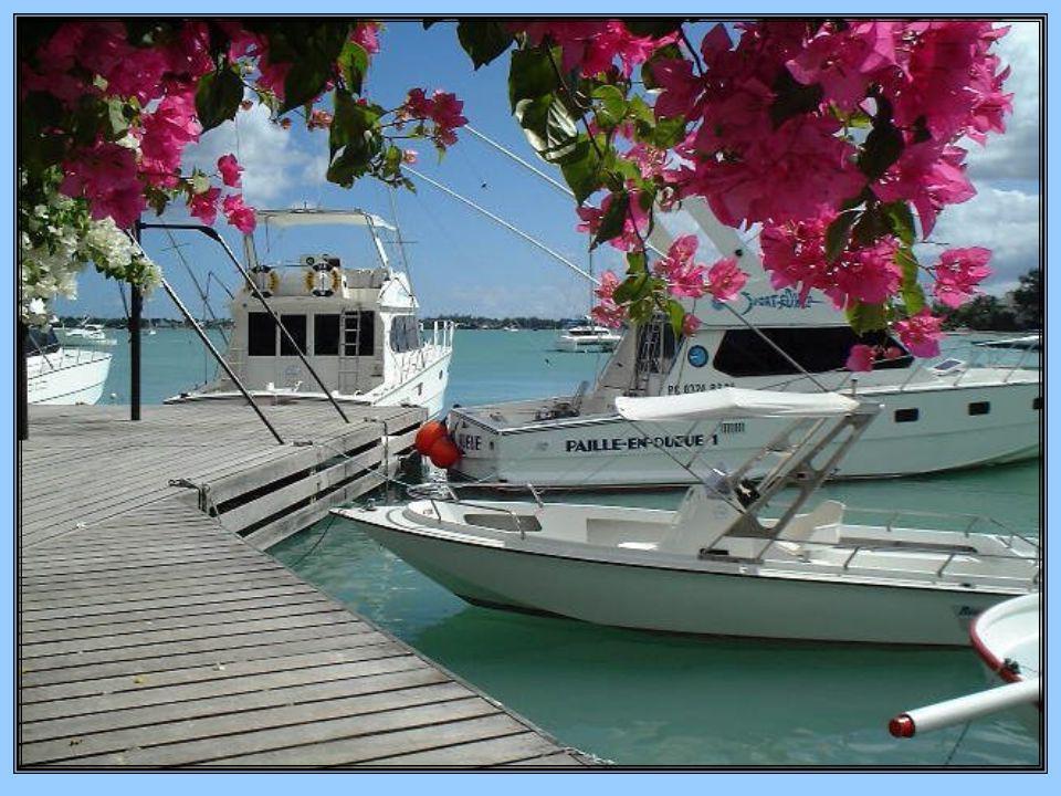 Port Louis – front de mer.