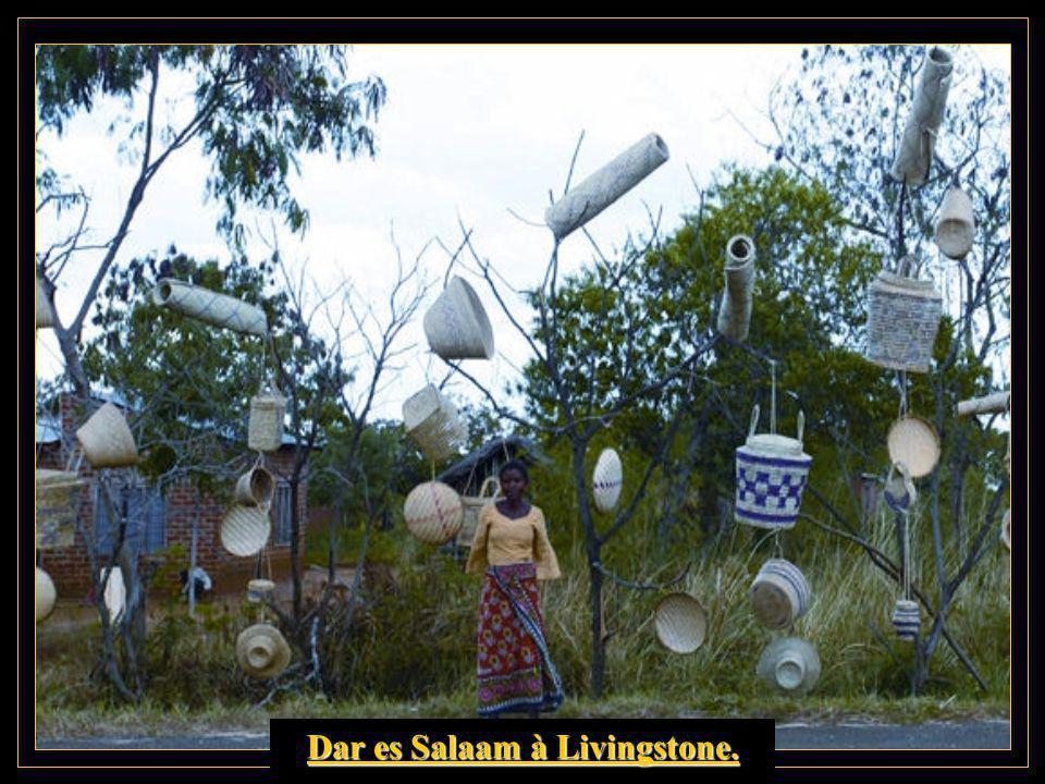 De Nairobi à Dar es Salaam.