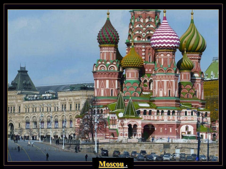 Russie Russie.
