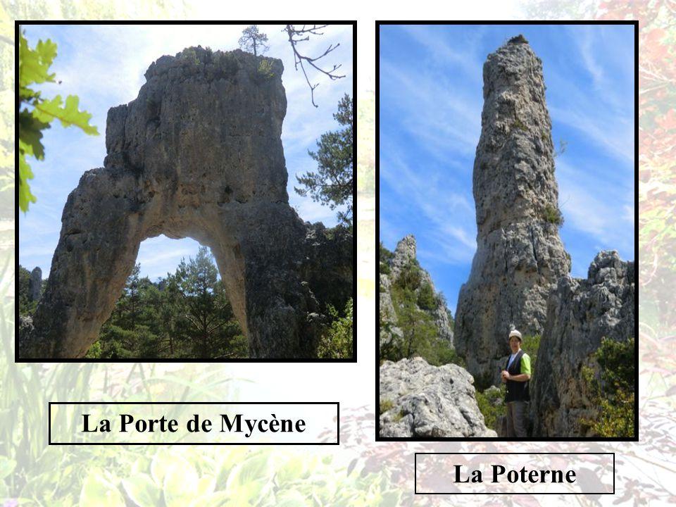 La Porte de Mycène La Poterne