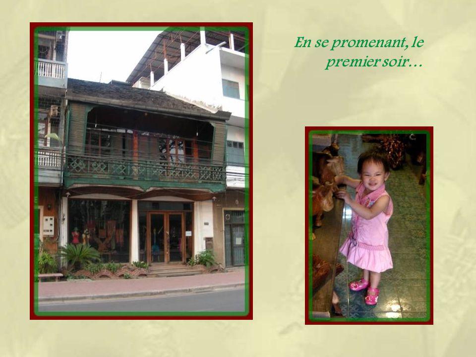 La ville existait depuis le Xe siècle mais cest Luang Prabang qui fut la première capitale.