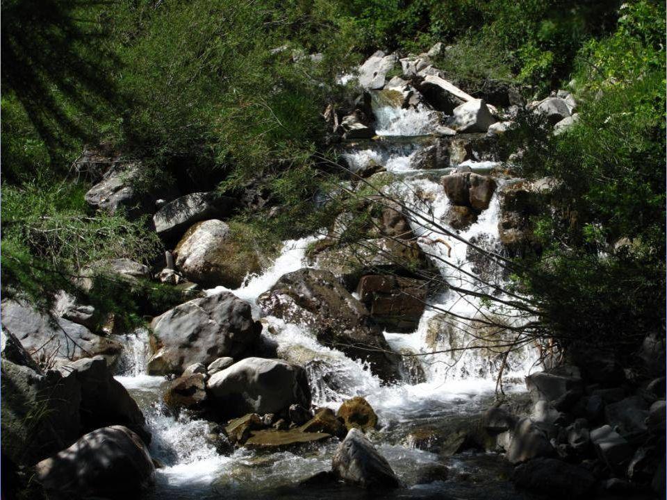 Vallée du Salso Moreno et Rocher des 3 évêques