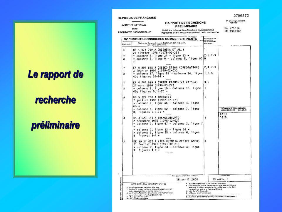 18 mois après la date de dépôt ou de priorité de la demande de brevet : Publication de la demande au Bulletin Officiel de la Propriété Industrielle (B