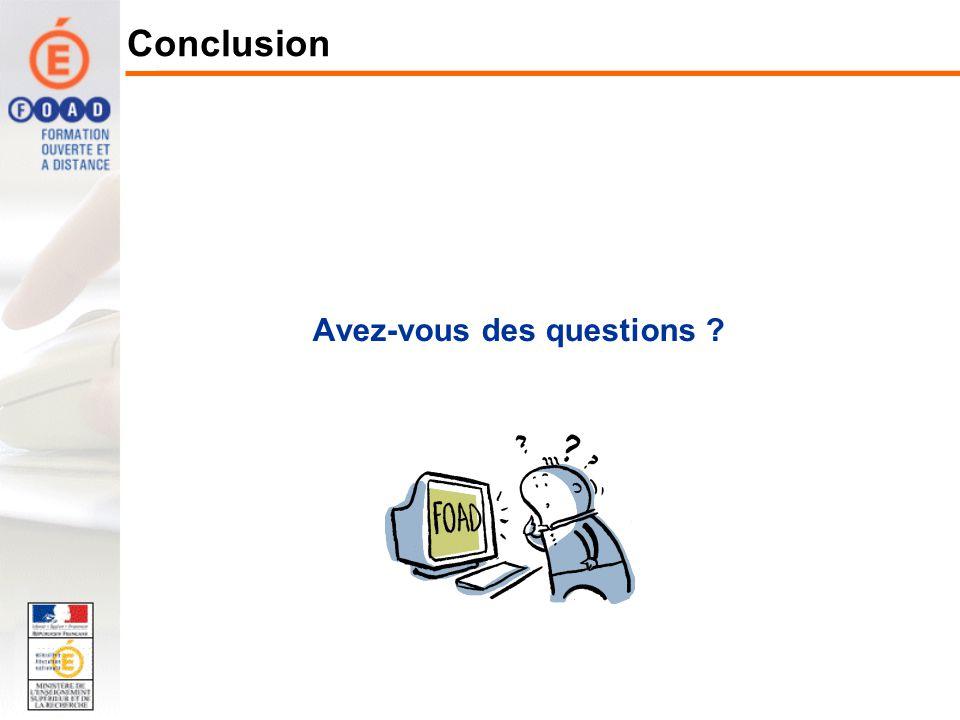 site du pôle de compétences FOAD http://foad.orion.education.fr Contact : pole.foad@ac-toulouse.fr Lettre flash e-learning