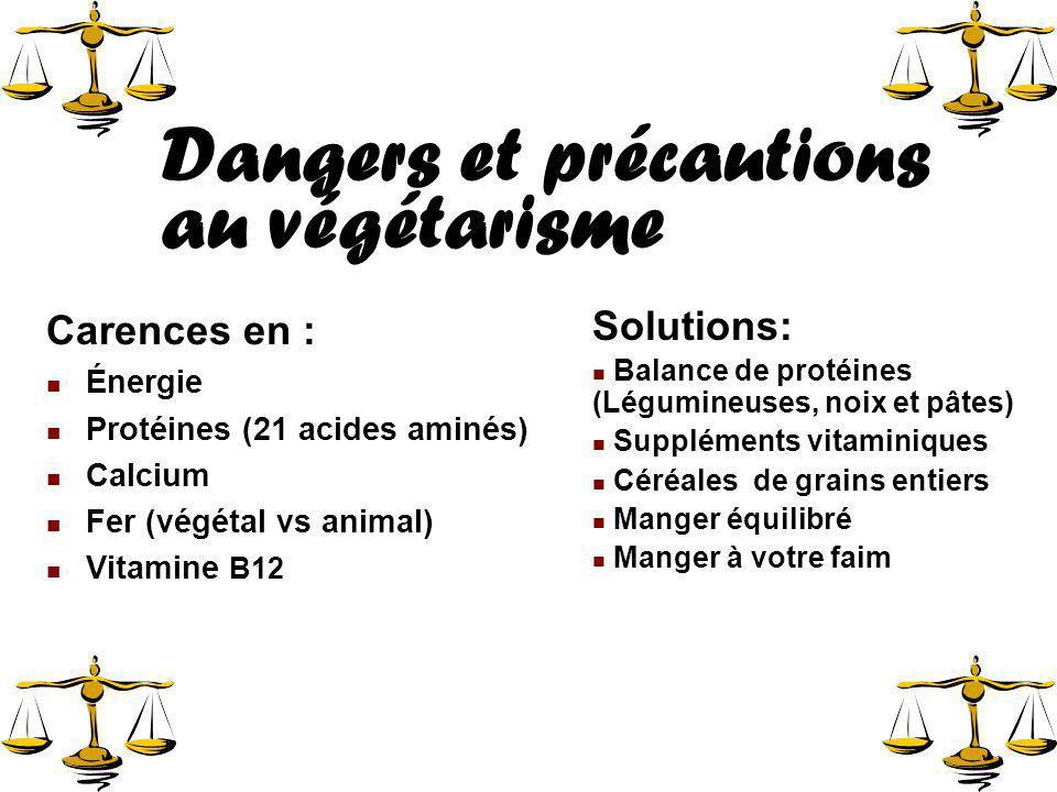 7 Effets bénéfiques du végétarisme Diminution des risques de souffrir de différentes maladies: cardiovasculaires, diabète et cancer.