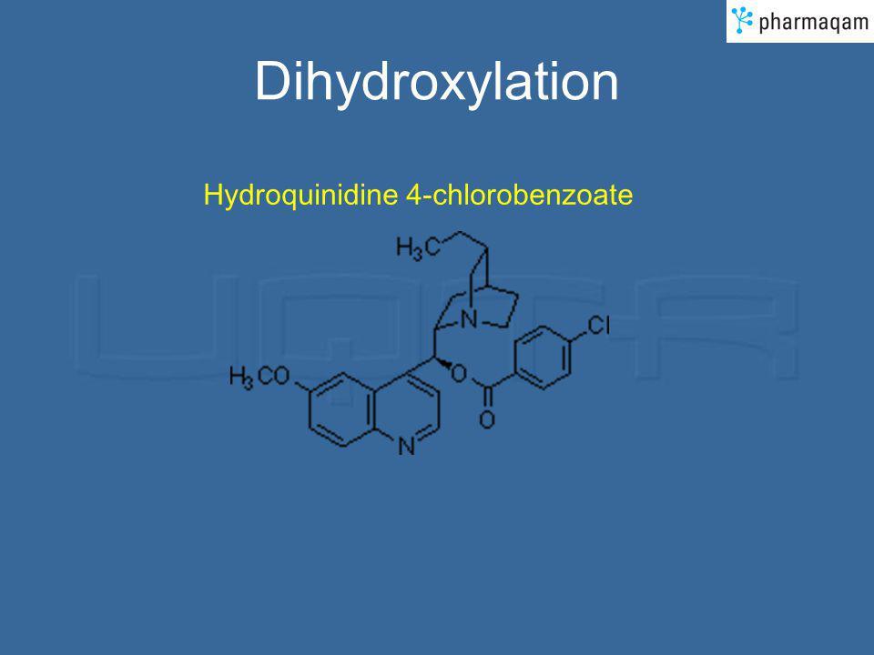 Dihydroxylation Hydroquinidine 4-chlorobenzoate