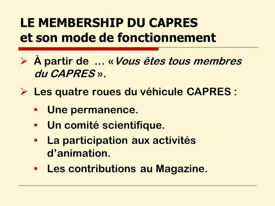 LA PUBLICATION