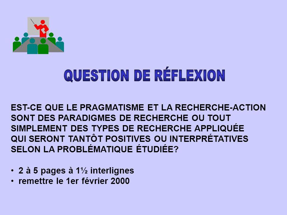 INSTRUMENTATION 1. Qualitative versus quantitative? 2. Triangulation? STATUT ET COMPORTEMENT DU CHERCHEUR 1. Chercheur être objectivant versus cherche