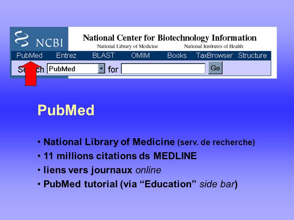 PubMed National Library of Medicine (serv.