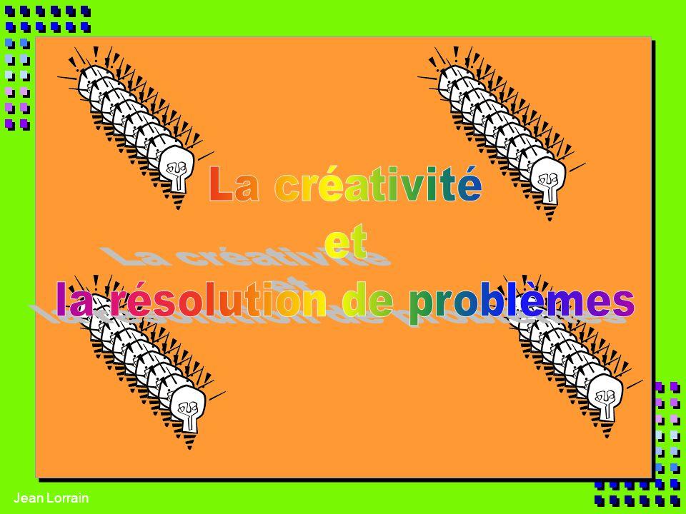 Jean Lorrain Le remue-méninges k Méthode de créativité du jugement différé ( les préceptes):