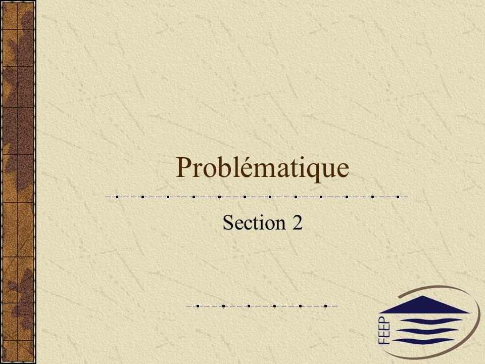 Problématique Section 2