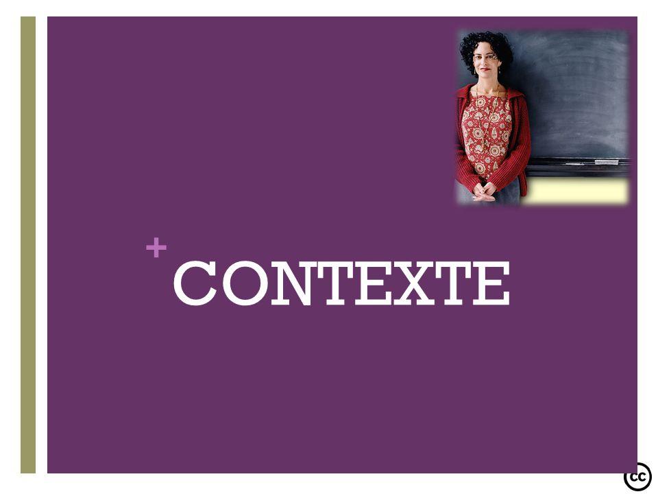 + CONTEXTE