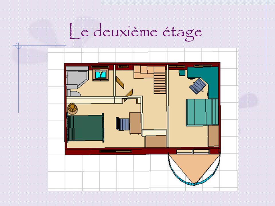 Le deuxième étage