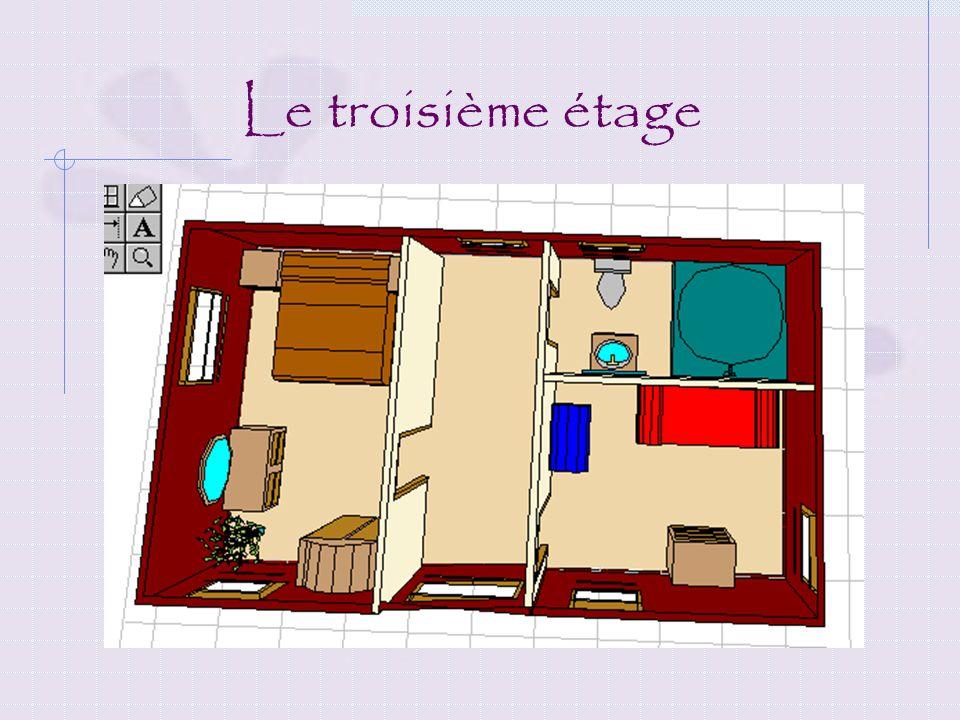 Le troisième étage