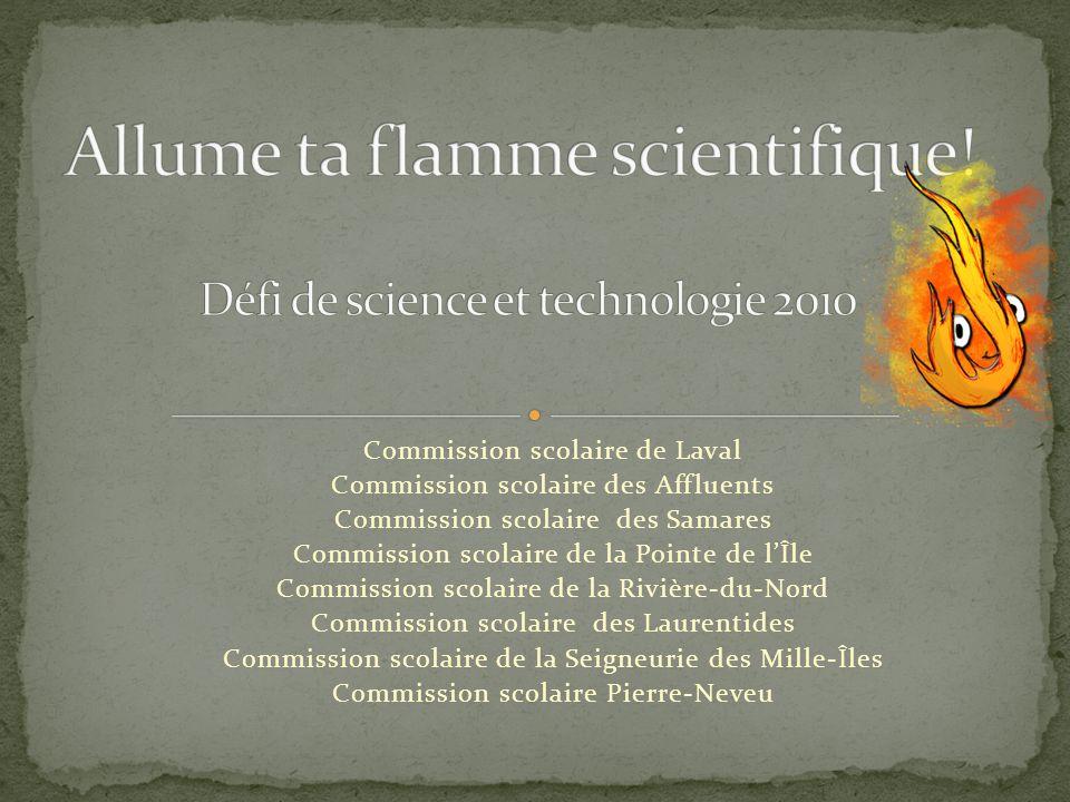 Commission scolaire de Laval Commission scolaire des Affluents Commission scolaire des Samares Commission scolaire de la Pointe de lÎle Commission sco