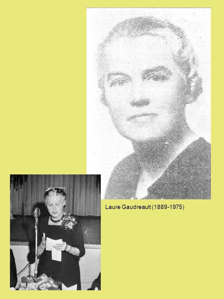 Laure Gaudreault (1889-1975)
