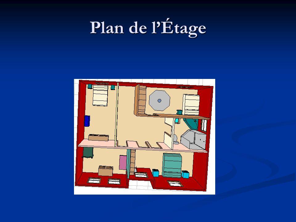 Plan de lÉtage