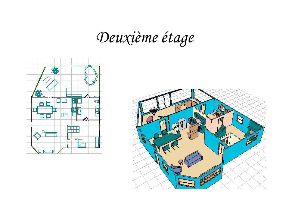 Deuxième étage