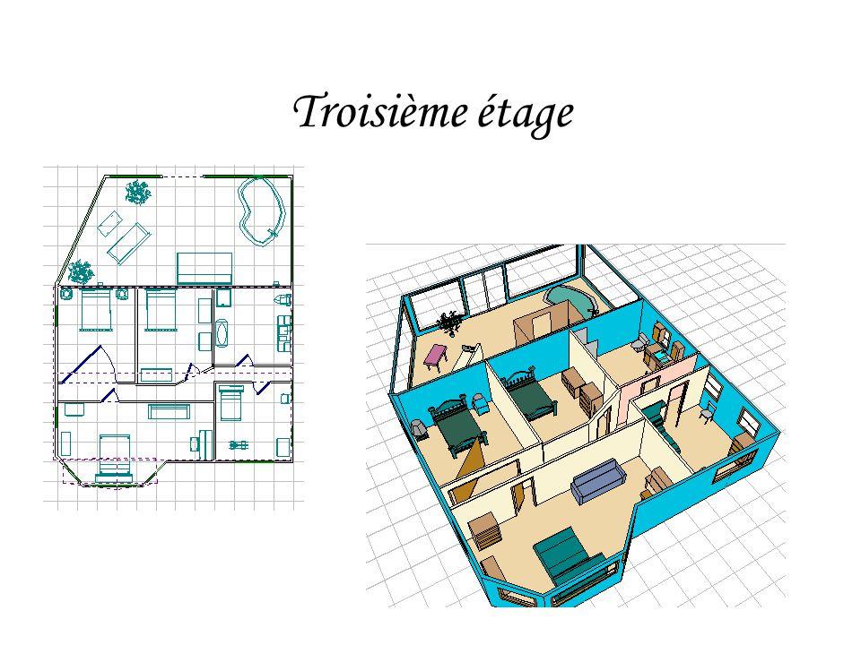 Troisième étage