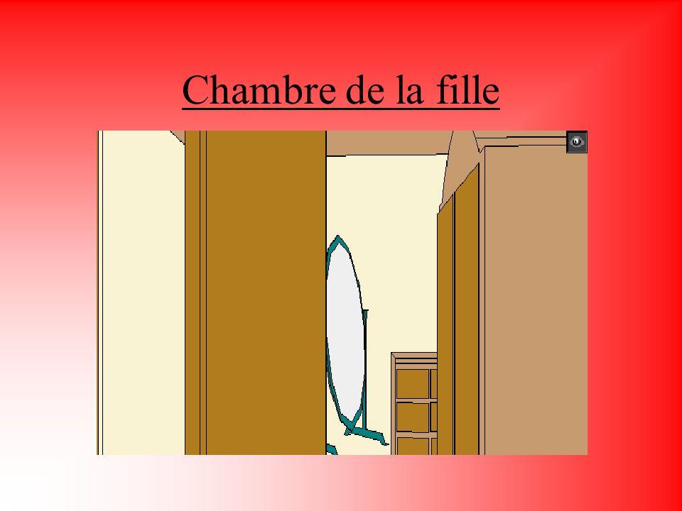 Chambre de la fille