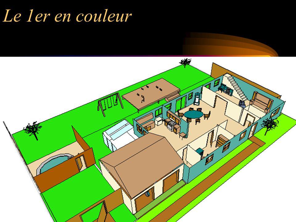 2eme étage: plan Salon de l étage Laveuse et sécheuse Salle de bainChambre du bébé Chambre des maîtres Chambre de la fille Chambre de l ados