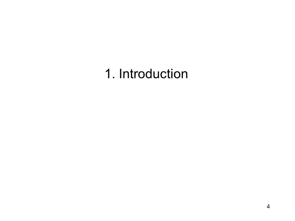 4 1. Introduction