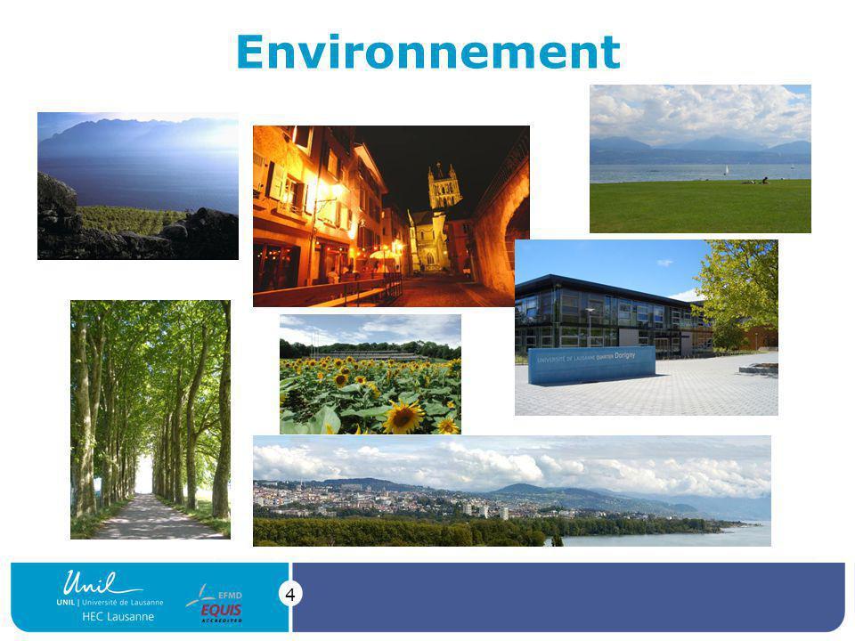 4 Environnement