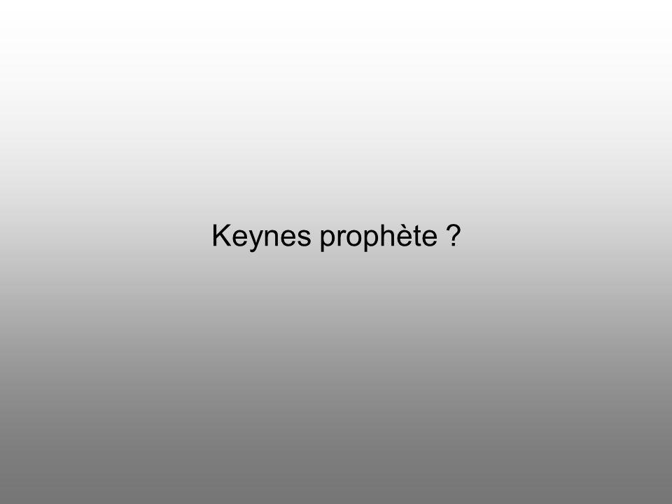 Europe malade risque de tomber Mantoux: Keynes pensait au communisme car il prédisait limpossibilité pour lAllemagne de refonder une armée. Keynes: Si