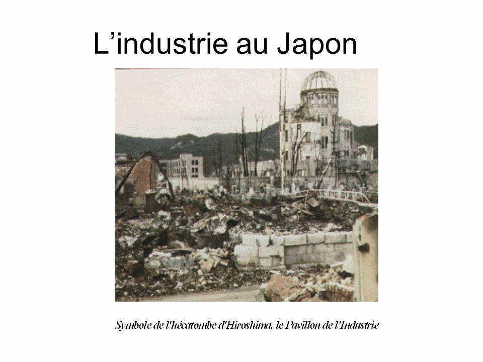 Lindustrie au Japon