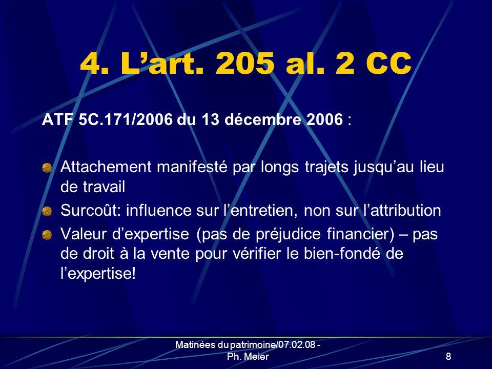 Matinées du patrimoine/07.02.08 - Ph.Meier8 4. Lart.