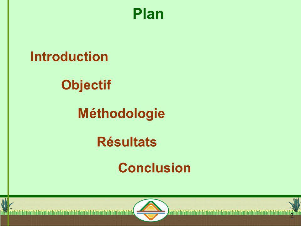 Introduction 3 Contrôle DMA, milieu humide: Réduction apport en oxygène.