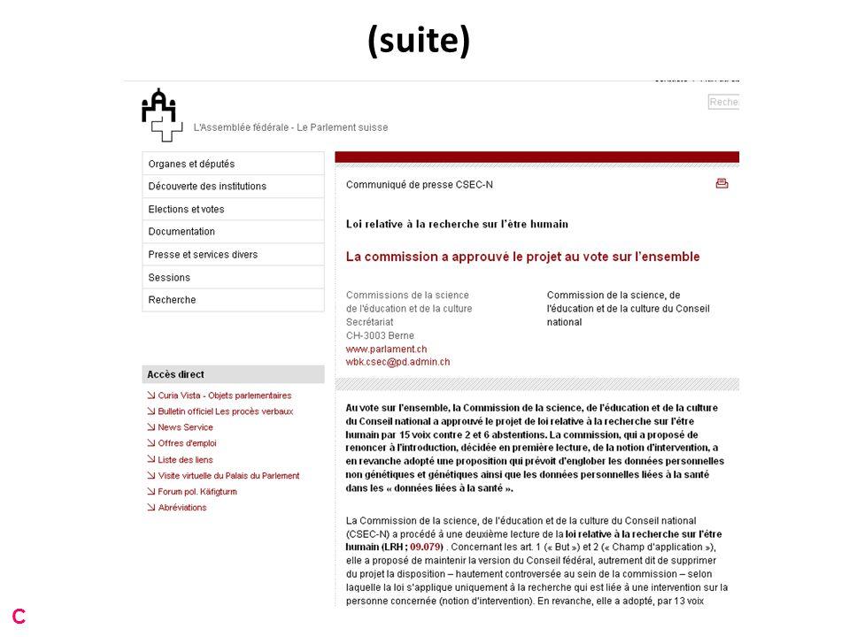 (suite) C