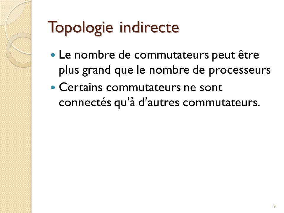 Protocole avec répertoire Interconnection Network Directory Local Memory Cache CPU 0 Directory Local Memory Cache CPU 1 Directory Local Memory Cache CPU 2 60