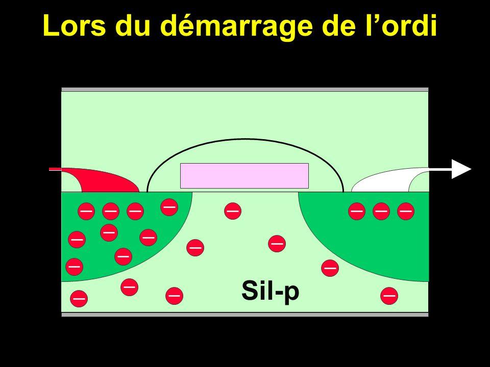3 électrodes daluminium Sil-p AlimSorti Électrode Entrée