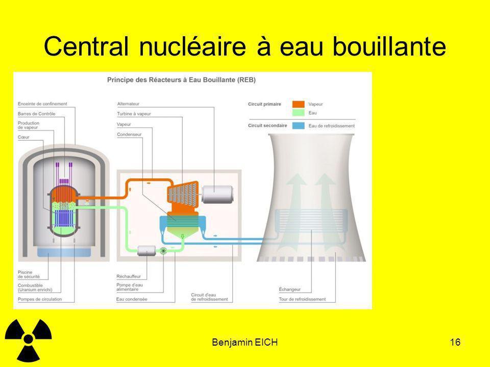 Benjamin EICH16 Central nucléaire à eau bouillante