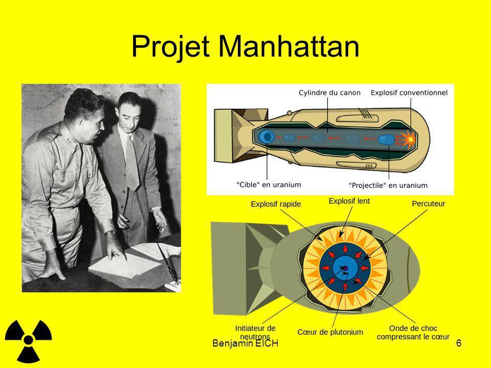 Benjamin EICH6 Projet Manhattan