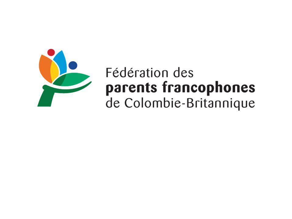 Francophonie en C.-B. LNO = Langue non officielle Source : www.educationfrancophone.ca