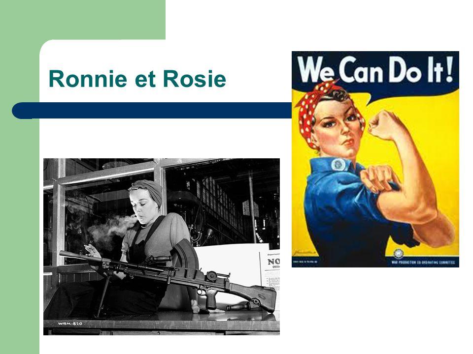 Ronnie et Rosie