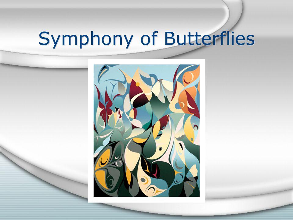 Symphony of Butterflies