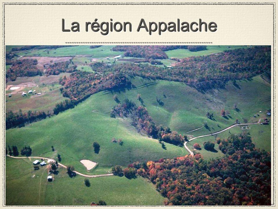 La région Appalache