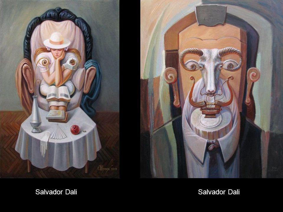 Jeu desprit : Cette peinture appelée « Voyeur », montre Sigmund Freud,
