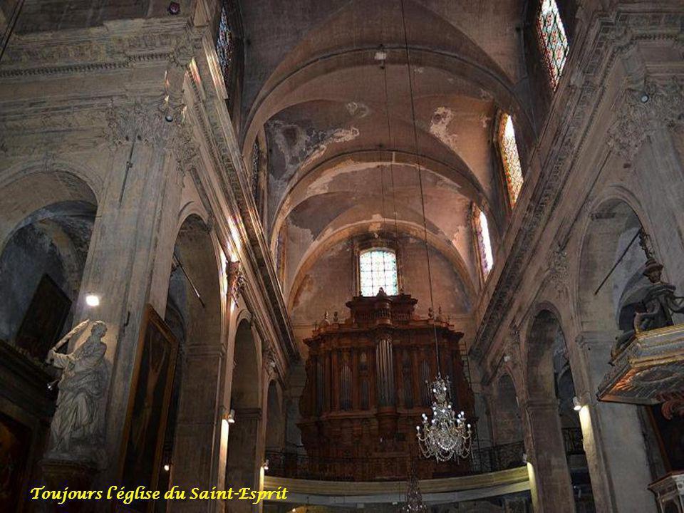 Léglise du Saint-Esprit Fonts Baptismaux