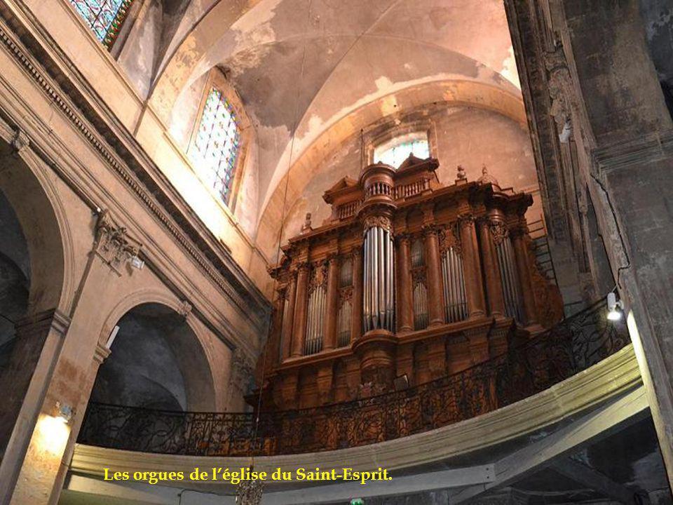 Toujours léglise du Saint-Esprit