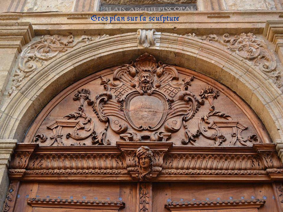 Palais de lArchevêché ( 1340 )
