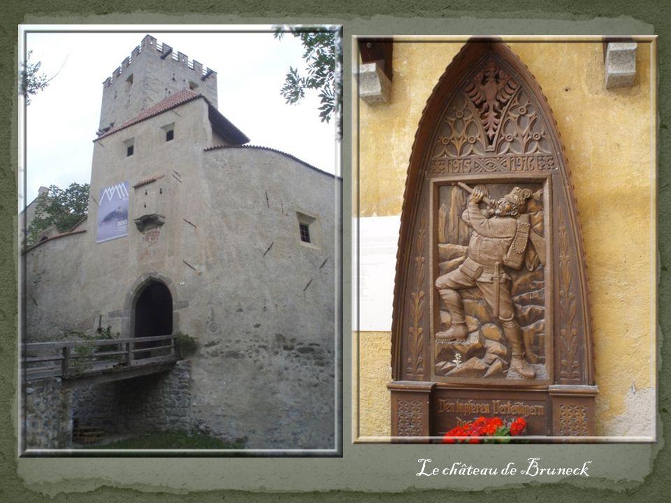 La ville de Bruneck