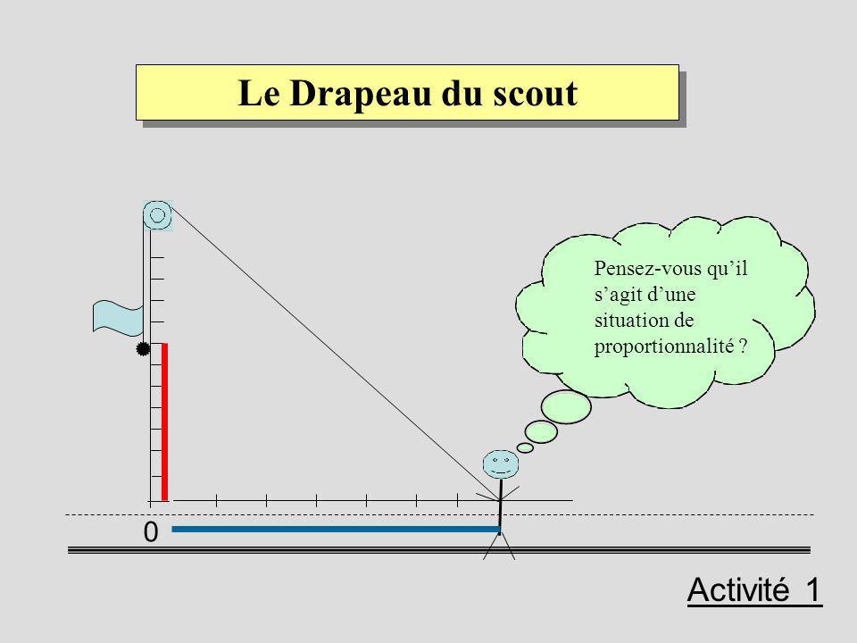 Le Drapeau du scout 0 Activité 1