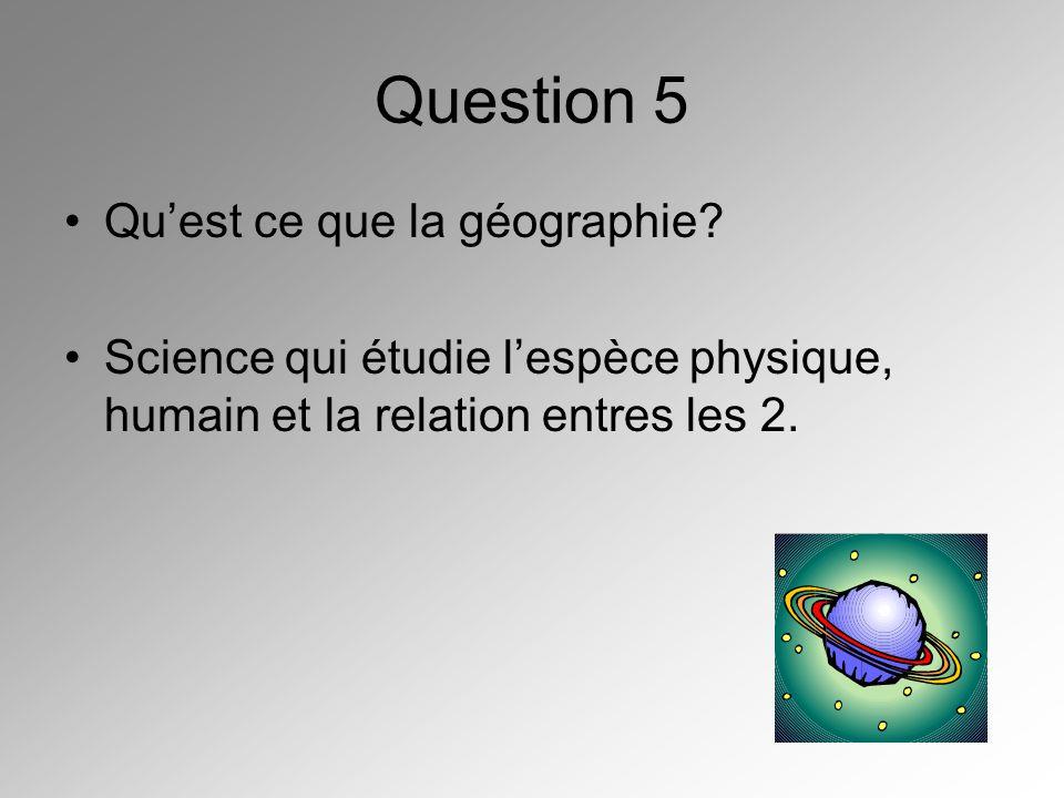 Question 16 Qui suis-je? Engin inhabité destiné à lexploration de lespace. Sonde spatiale