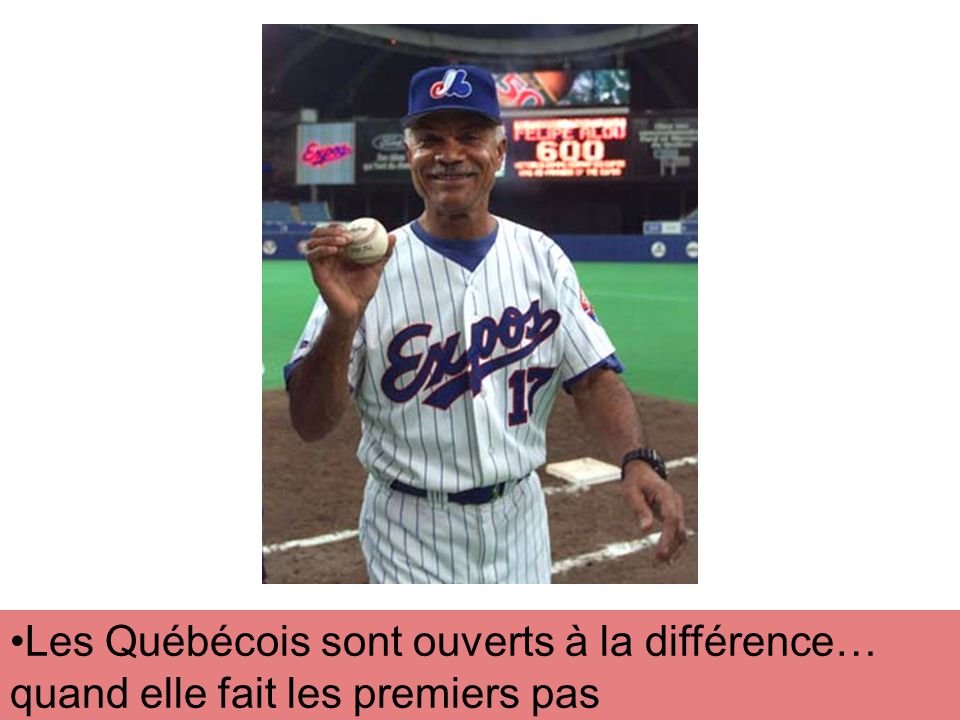 Les Québécois sont ouverts à la différence… quand elle fait les premiers pas