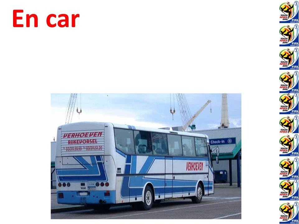 En autobus