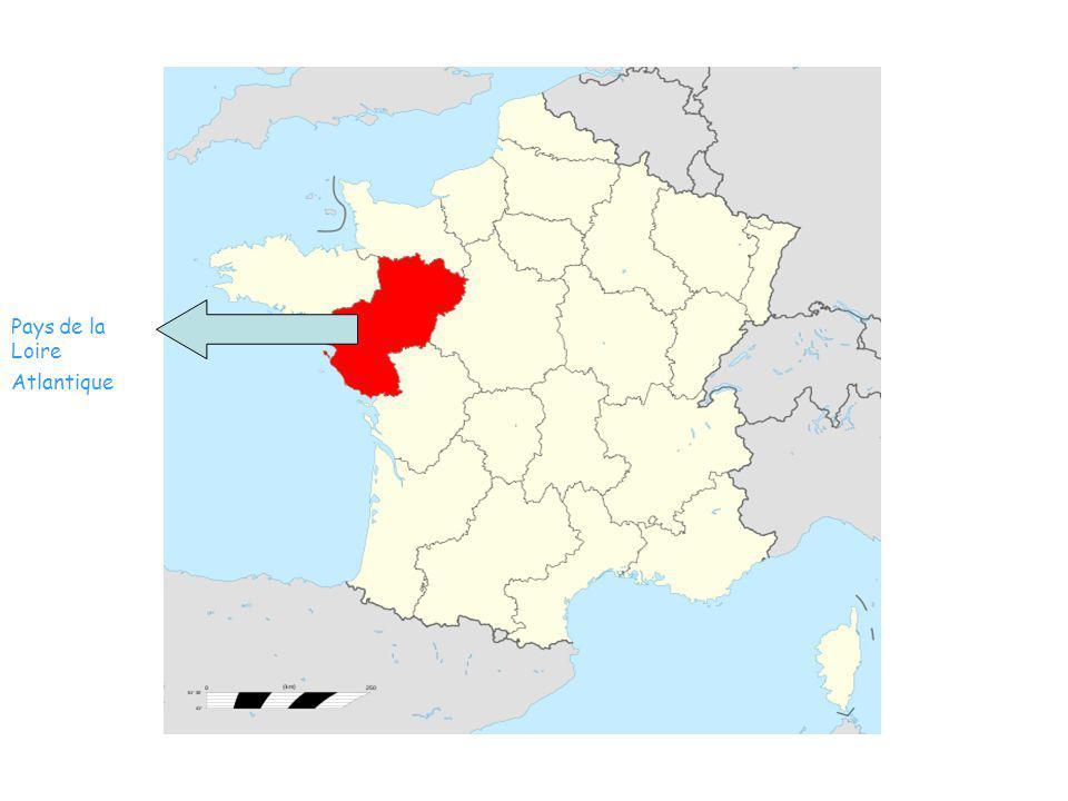 Pays de la Loire Atlantique